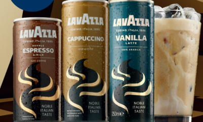 Win a Case of Lavazza Iced Coffee
