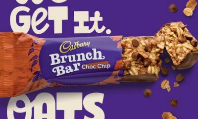 Free Cadbury Cereal Bar