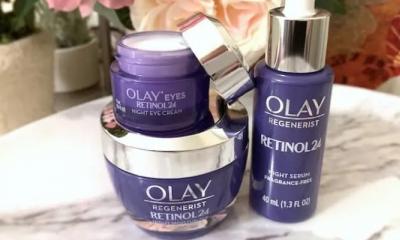 Free Olay Skincare