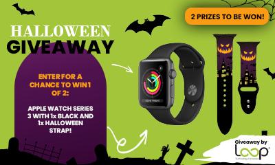 Win an Apple Watch Series 3