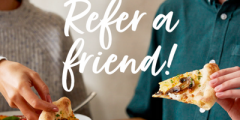 Refer a Friend for £10 off Your Bill