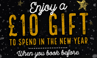 """<span class=""""merchant-title"""">O'Neills</span>   Christmas: Book Early for a £10 Gift Card"""
