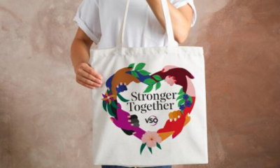 Free Tote Bag from VSO