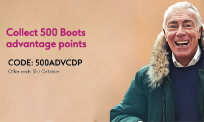Free Hearing Health Check and 500 Boots Advantage points