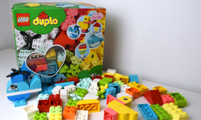 Win a Lego Duplo Building Set