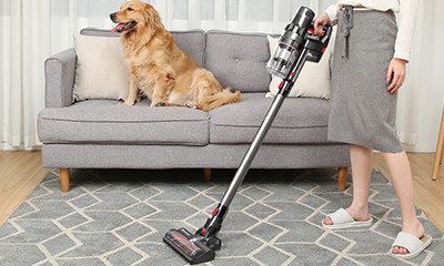 Free Cordless Vacuum Cleaner