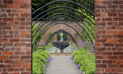 Bangor Castle Walled Garden | County Down, Northern Ireland