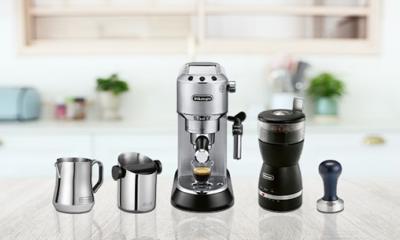 Win a De'Longhi Coffee Machine Bundle