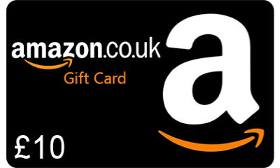 Free £10 Amazon Vouchers for Watching TV
