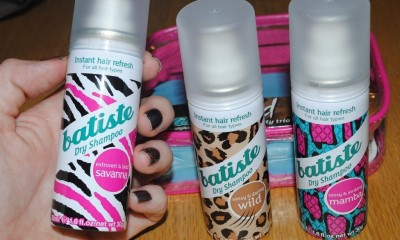 Free Batiste Shampoo