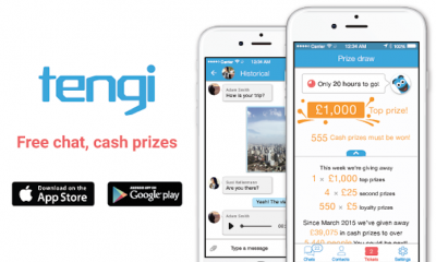 Free Messaging App + Win Prizes for Using It - AMAZING