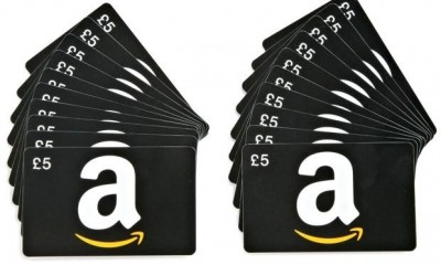 Free Amazon Vouchers For Talking About Cosmetics