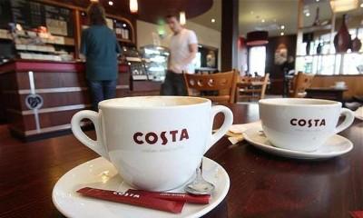 Free Costa Coffee at Gatwick