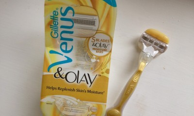 Free Venus and Olay Razor