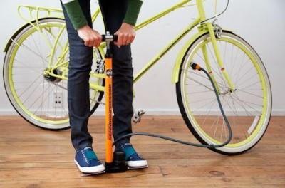 Free Bike Pump from Halfords | Magic