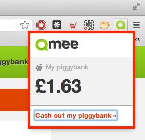 Qmee Piggybank