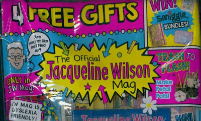 The Official Jacqueline Wilson Magazine