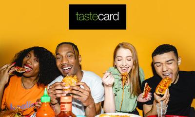 Free 3 Month tastecard - Half Price at over 6,000 restaurants!