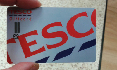 Free £2 Tesco Voucher