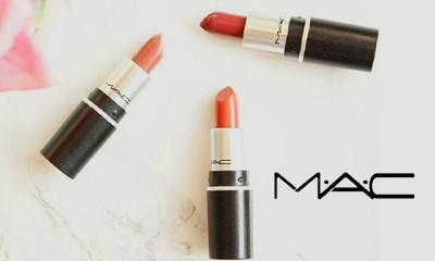 Free MAC Mini Lipstick