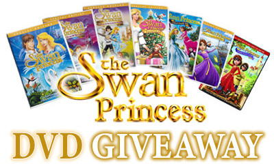 Win a Swan Princess Box Set