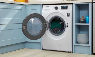 Win A Samsung EcoBubble 9kg Washing Machine